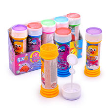 60ml bubble blow candy for baby