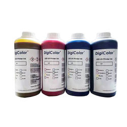 Photo ink factory supplies outdoor photo ink digital printing digicolor head outdoor photo ink