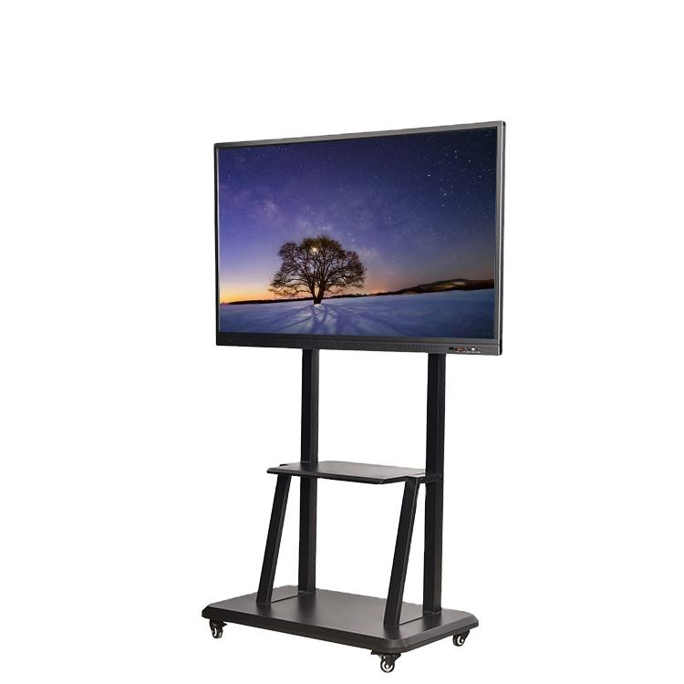 Custom hohe qualität 86 zoll interaktive whiteboard 43/50/55/65/70/75 inch interaktive touch screen smart board Tv