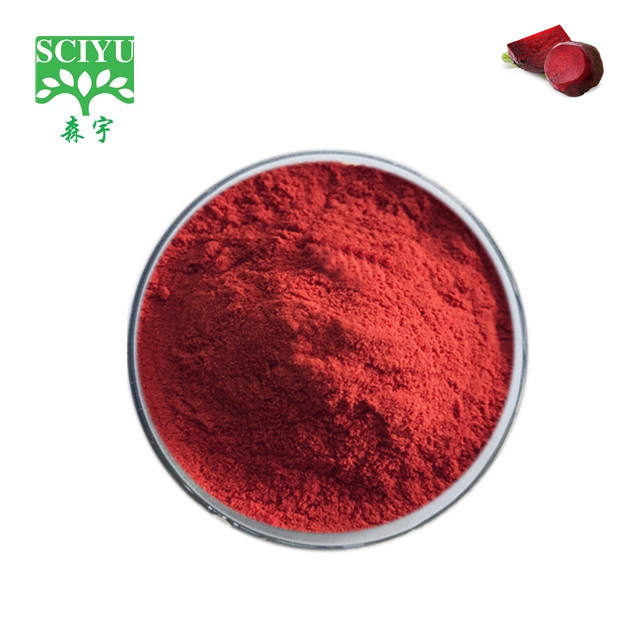 Natural color food red Beet Root extract powder