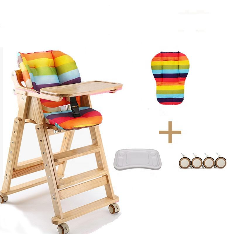 High Quality Portable Booster Multi-Function Safety Baby Sitting High Chair for Feeding