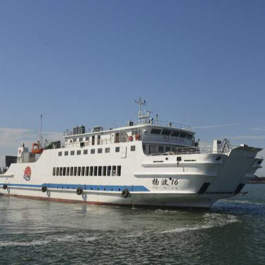 398 P RORO PAX FERRY FOR SALE