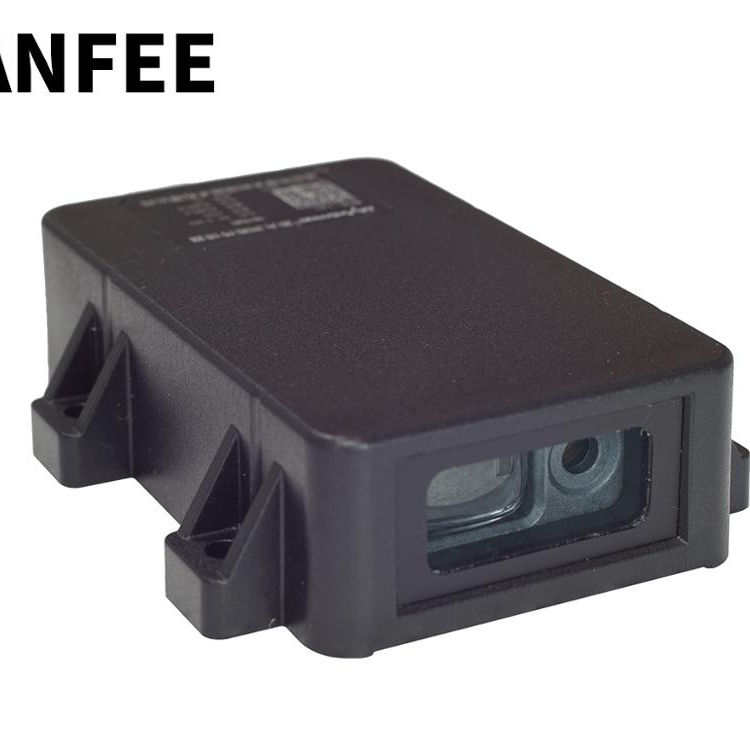 Panfee 40m IP67 waterproof laser distance module L4s sensor with RS232 Interface Port