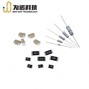 SMD 0805 1//8W 150ohms 50 pieces Thin Film Resistors