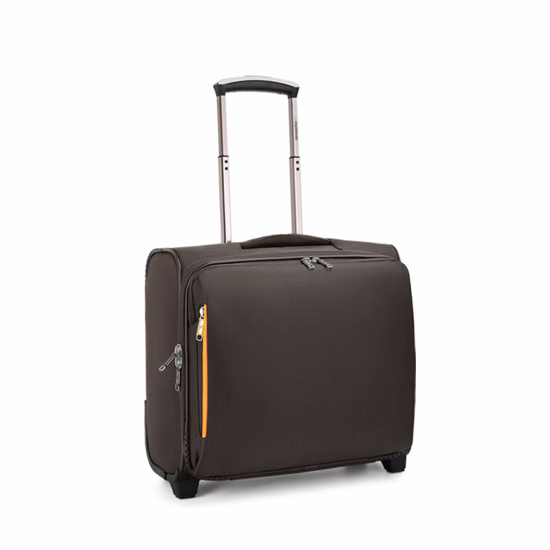"Flyer D'embarquement Continuer Sous Le Siège À Roulettes <span class=keywords><strong>Bagages</strong></span> Sac De Voyage À Roulettes Pilote <span class=keywords><strong>Homme</strong></span> D'affaires <span class=keywords><strong>Bagages</strong></span> 16 ""Valise Trolley"