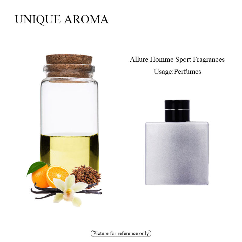 UNIQUE AROMA Allures Men Perfume Sports Hot Selling High Concentration Branded Perfume Fragrance Oils