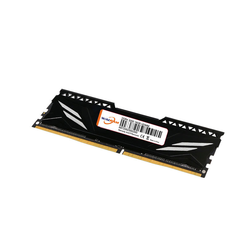 Walram UDIMM Computer parts PC4 Memoria PC Memory 3000Mhz 3200mhz 3600mhz ddr4 16gb ram with heat sink