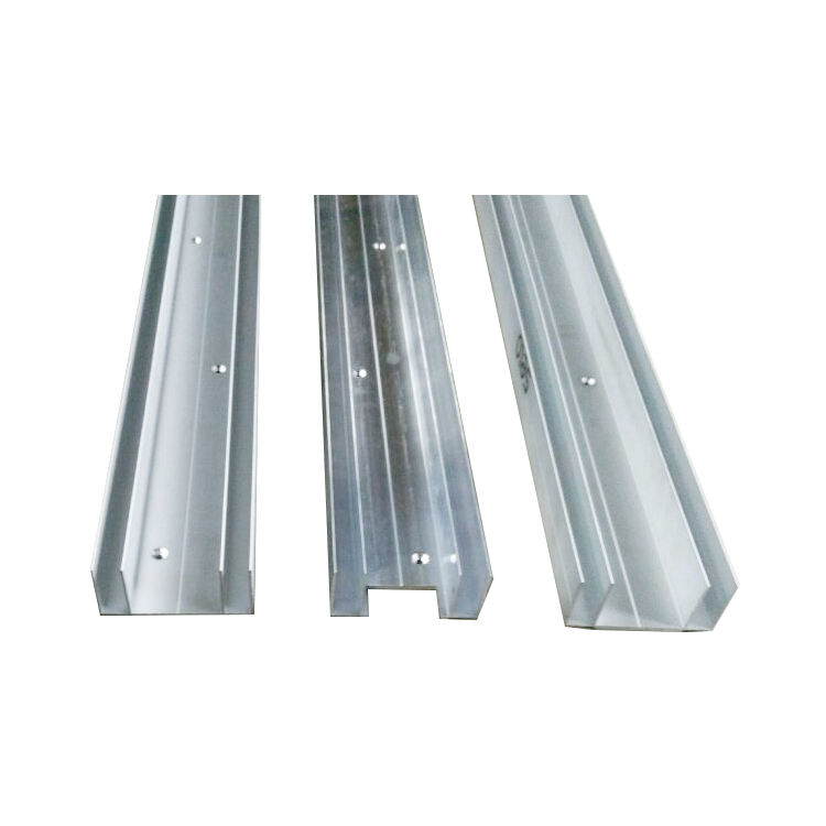 factory specialized customize aluminium extruded profile fabricated aluminium profile