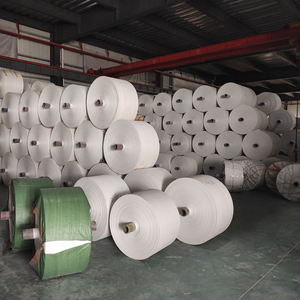 Chinese factory customize fertilizer High Quality Pp Woven Bag Rolls