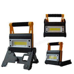 Outdoor Emergency Rechargeable 10W COB WORKLIGHT WITH MAGNET