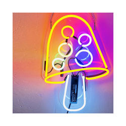 Mushroom neon sign AL33 neon light LED sign