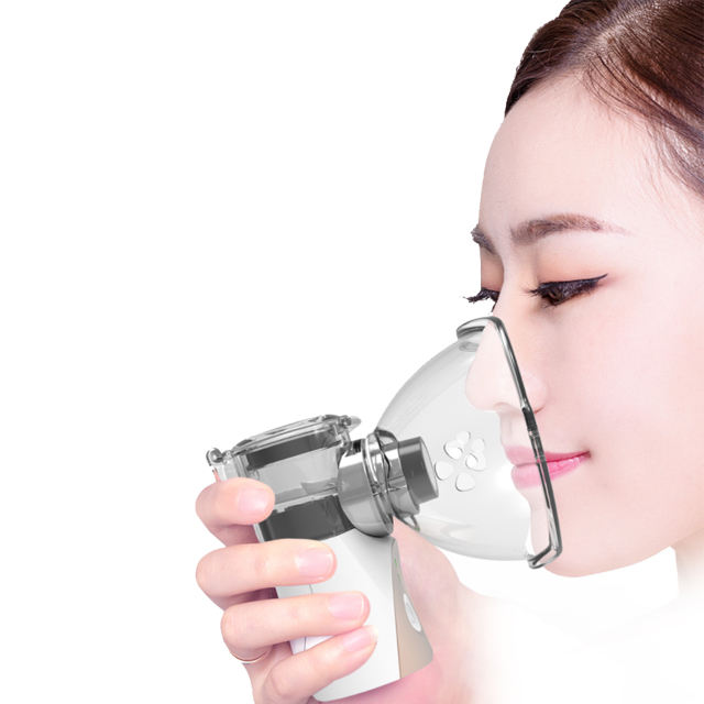 Yzora hot sale amazon medical equipment portable mesh nebulizer machine physical therapy equipments for home care