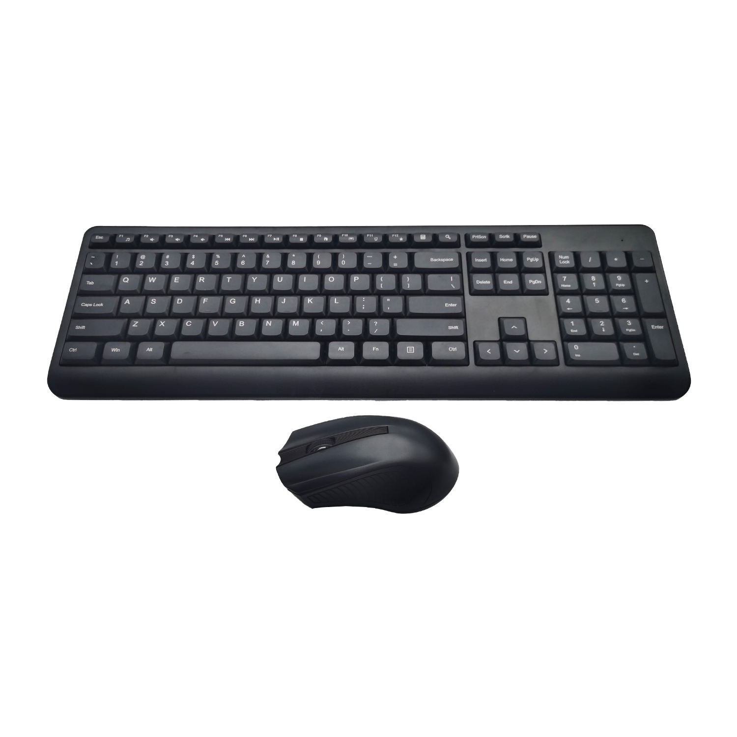 China Factory CE Rohs Colorful 2.4Ghz Wireless Keyboard Mouse Combos