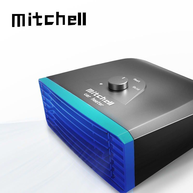 MITCHELL 2020 12v/24V Portable Electric Car Heater Fan Auto Parking Heater Defroster Vehicle Window For CAR/SUV/RV/BOAT
