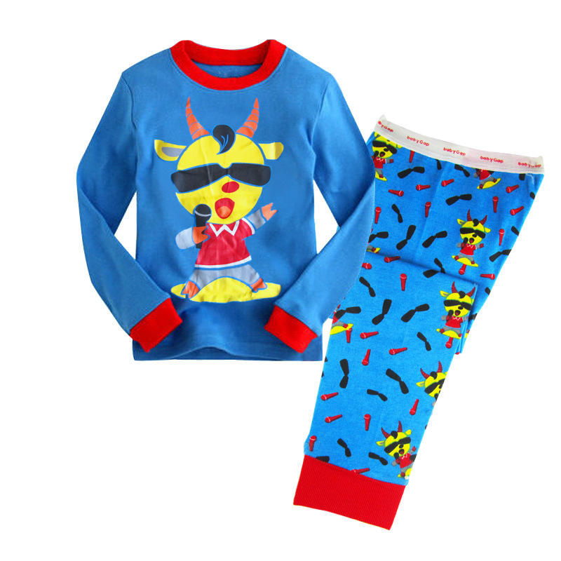 Latest Design Children New Model Sleeping Wear Clothing Sets Retail Online Store