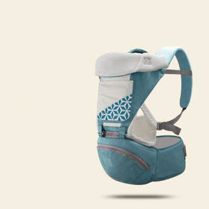OEM multifunction toddler Newborn Ergonomic Pure Cotton diaper bag Baby Carrier