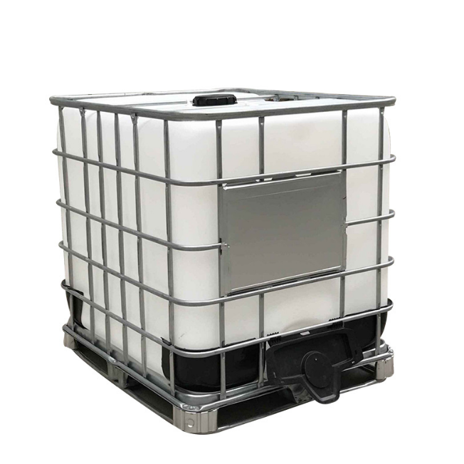 1000 litre chemical water storage plastic ibc tank for sale