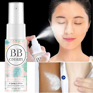 Wholesale New 20ml Bb Cream Spray Sun Protection Concealer Waterproof Immediate Whitening Cosmetic Makeup
