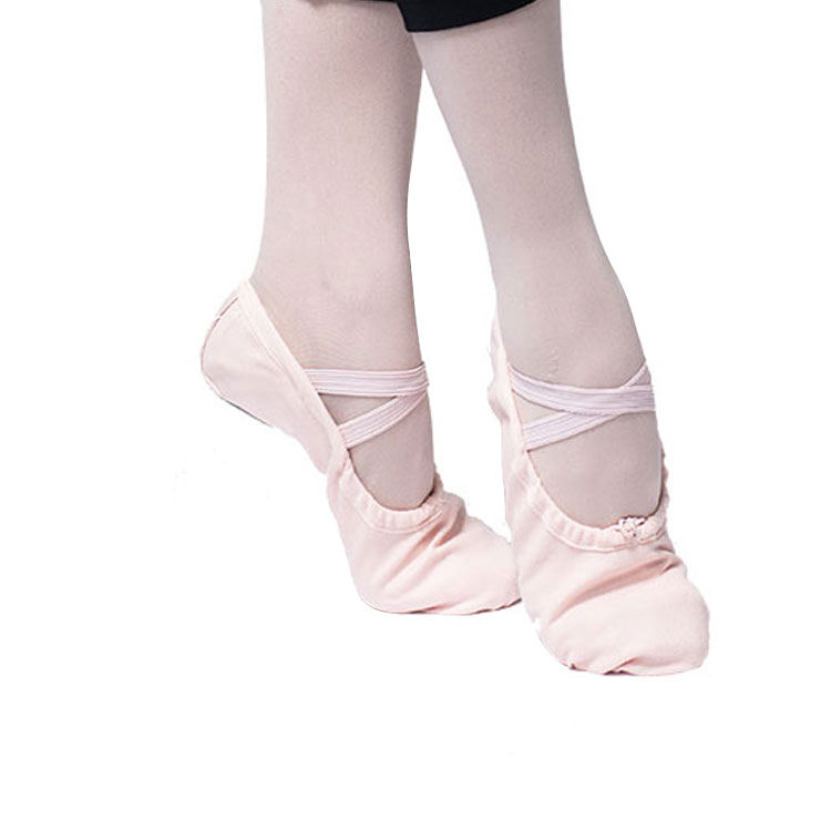 Adulte sexy pliable ballet chaussures plates