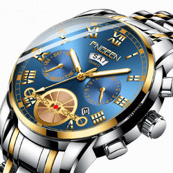 luxury custom logo oem wristwatches wholesale quartz watches
