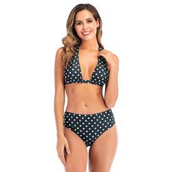 Bikini Two Piece Swimsuit Lace-up Bathing Suit