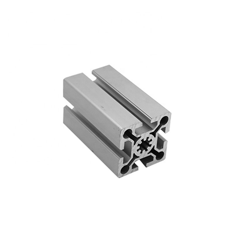 aluminum extruded type sim racing aluminium profile 50x50 aluminum extrusion