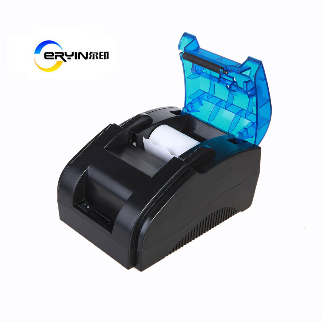 Pos Machine Email Thermal Mobile Paper Size Roll Smart Phone Printer With Printer