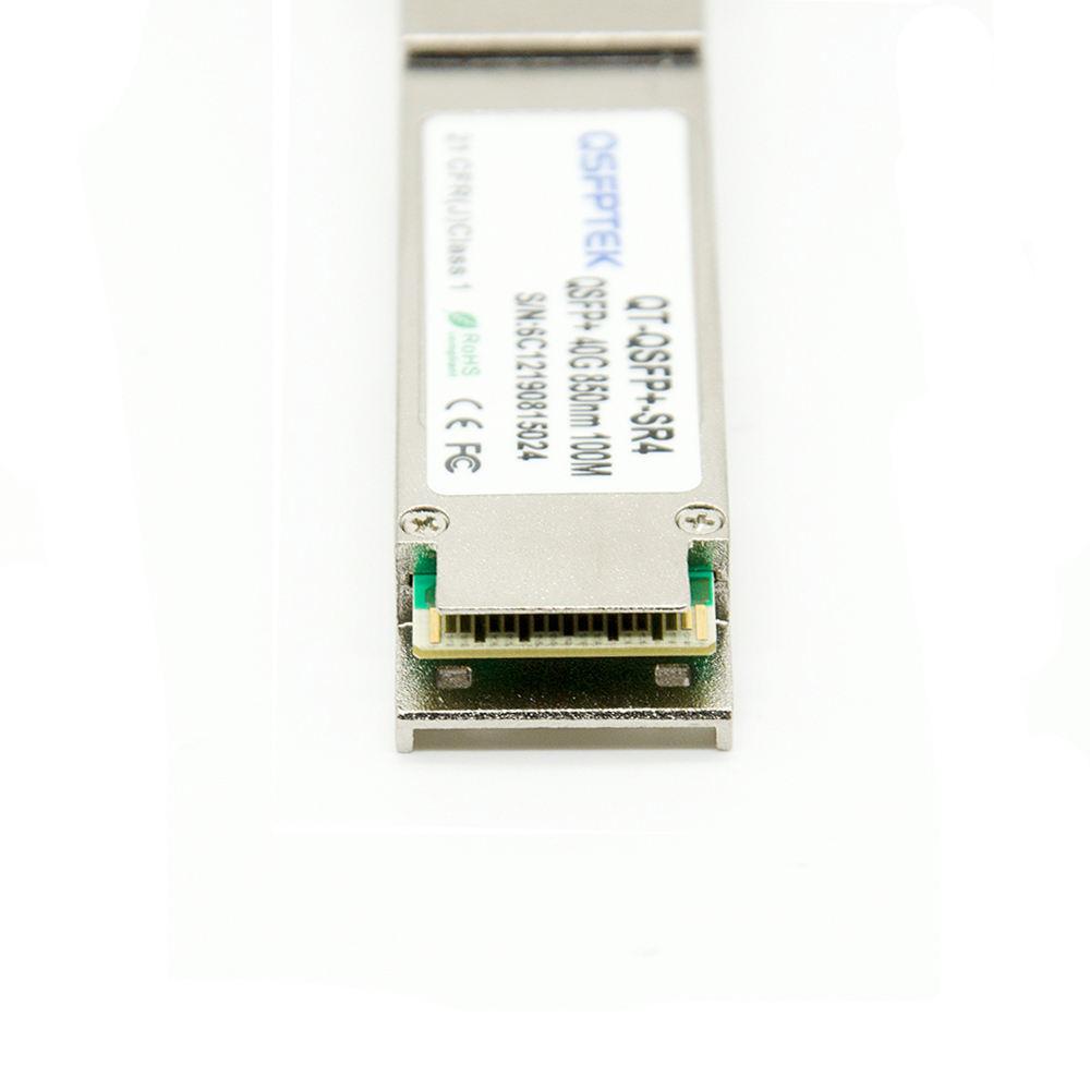 MMF, 850nm, 100m, MPO, DOM MRV Compatible 100GBase-SR4 QSFP28 Transceiver QSFP28-100GE-SR4-CO