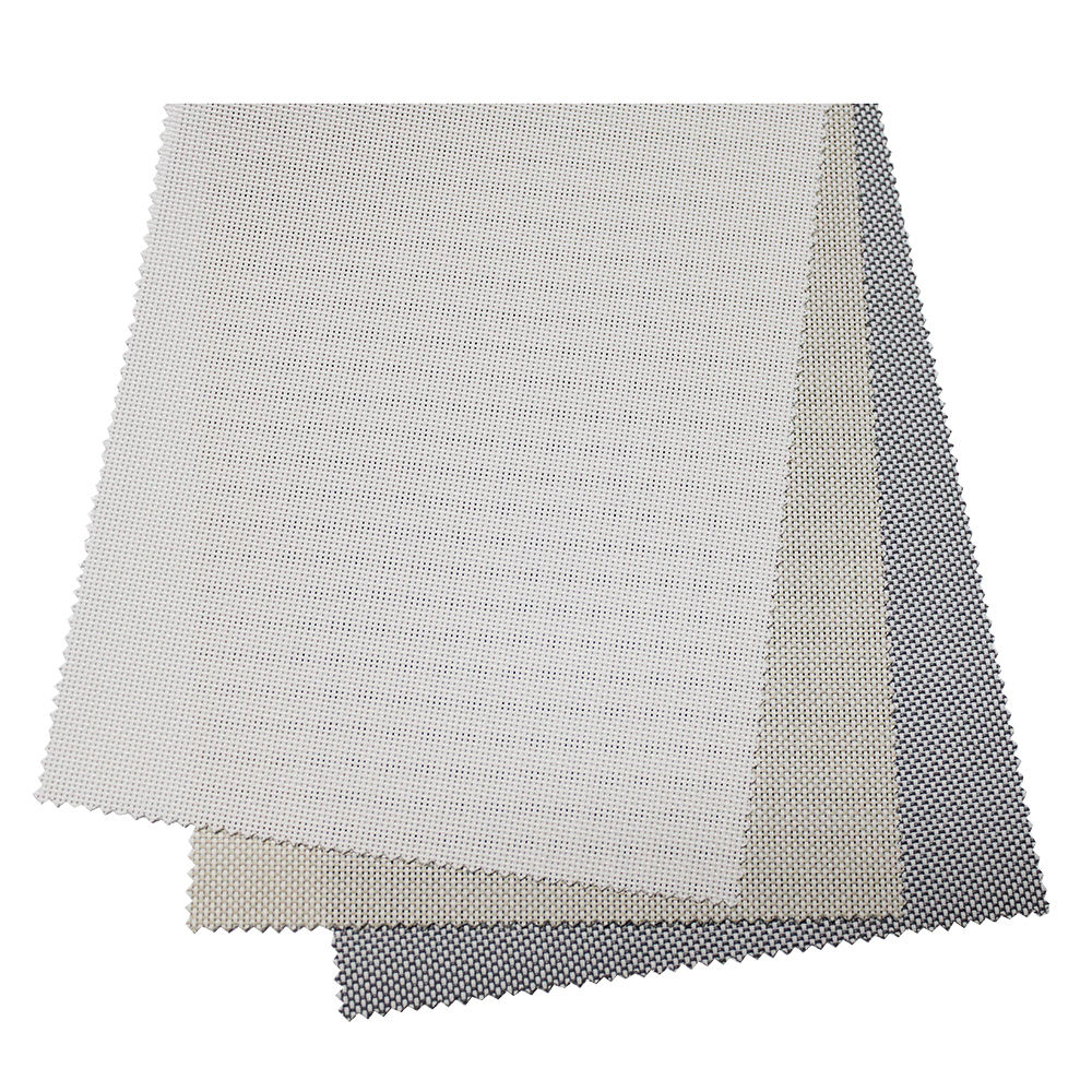 Free sample blackout or sunscreen roller blinds fabric
