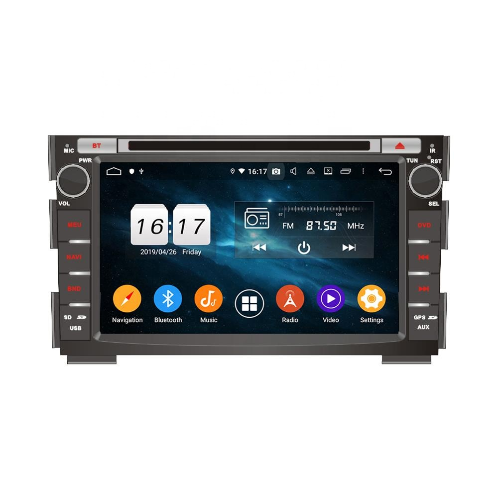 KD-7194 Factory OEM Android 10 Double Din Car Multimedia Stereo Video <span class=keywords><strong>DVD</strong></span> Player Used für CEED 2006-2012 GPS Navigation