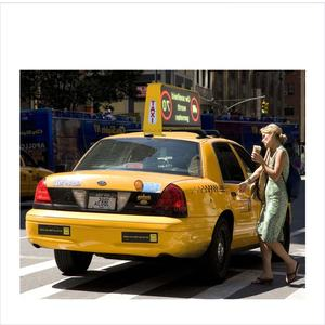 China Taxi Top LED Werbung/Taxi Top Billboard/LED Taxi Top
