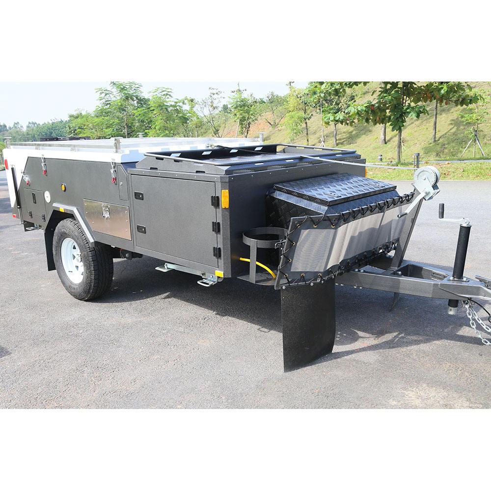 Front folding Camper Trailer with Australian Standard