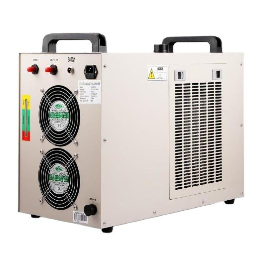 Water Chiller CW5000 for laser engraving machine 2 buyers cooling system