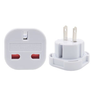 Yuadon Europa nach Australien adapter US zu UK reise adapter stecker UK zu UNS stecker adapter 9628 CE ROHS Genehmigt 10A 240V