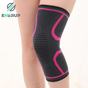 Enerup GenouilleRe Rodillera Basketball Compression Custom Elbow   Knee Pain Relief Sleeve Support Sleeves Pads Support Brace