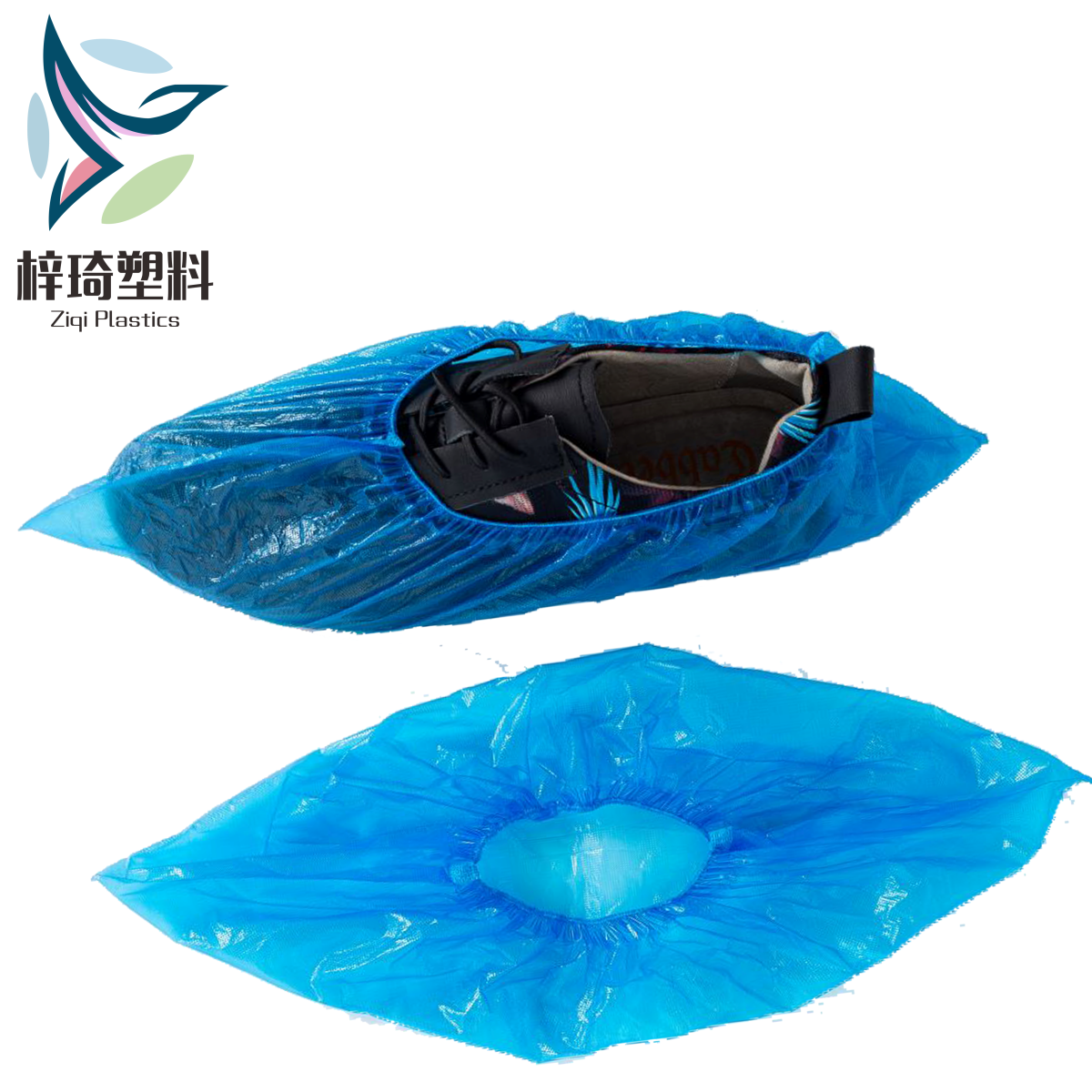 Disposable cpe Shoe Covers rain shoe covers