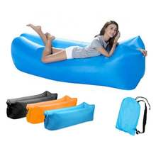 Hot Sale Air Sofa And Bed Ripstop Inflatable Lounger Hammock