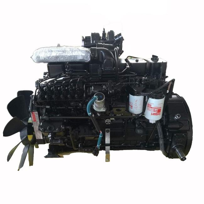 Brand new 6 cylinders 5.9L 140kw(190hp) diesel engine B190 33 engine motor used in construction equipment