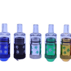 promotional variety  color hemp leaf safety   Premium quality plastic nozzle filter pipe