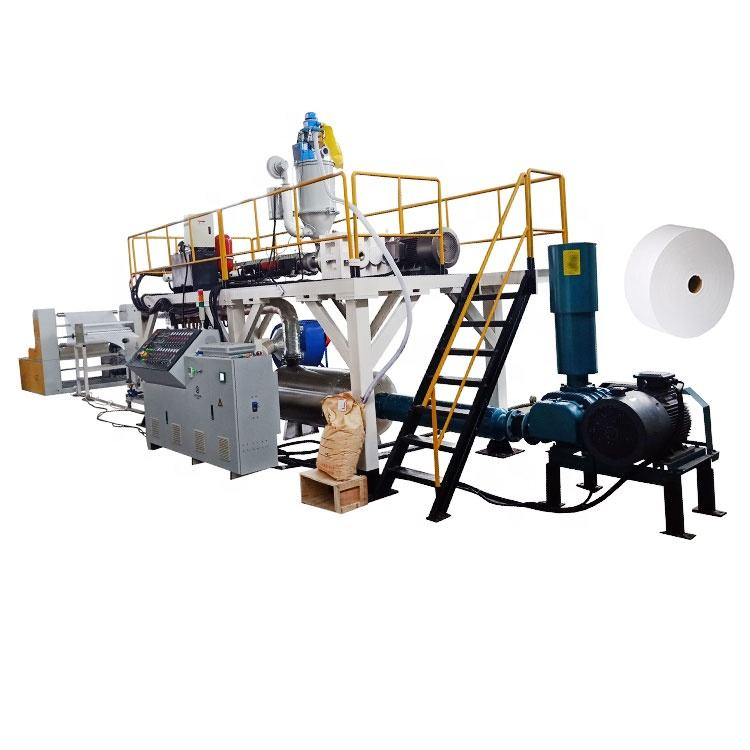800mm PP Nonwoven Meltblown Production Line Making Machine