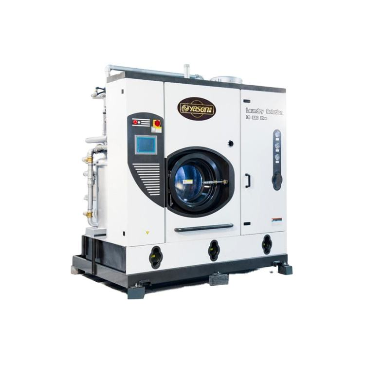 New type industrial laundry 10kg dry cleaning machine professional manufacturer