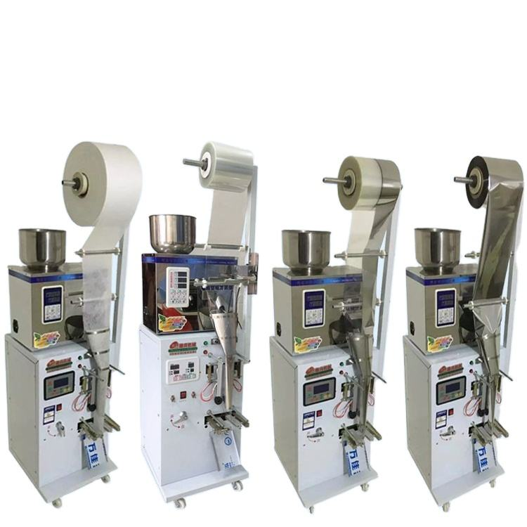 Detergent washing powder filling packing machine