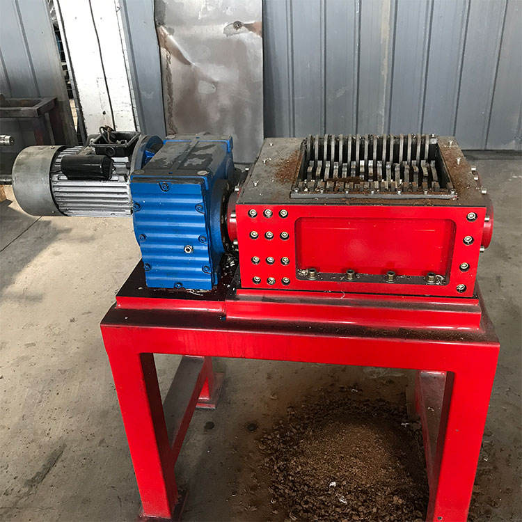 carton shredder/foam shredding machine