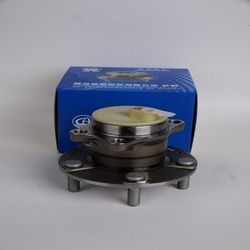 Application of hub bearing in CS55HUB649-1