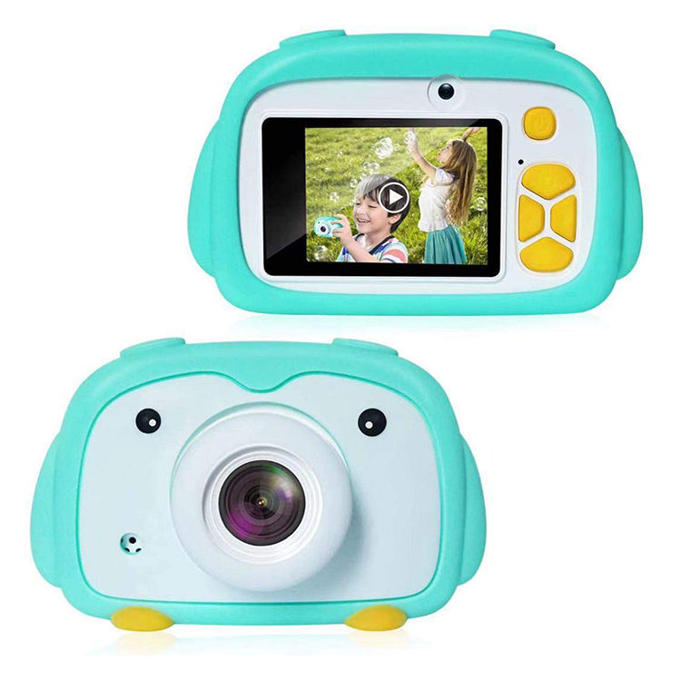 Anti-Shock Video Recorder Camera for Children 2 Inch Kids Digital Camera Boys Girls Camcorder Camera