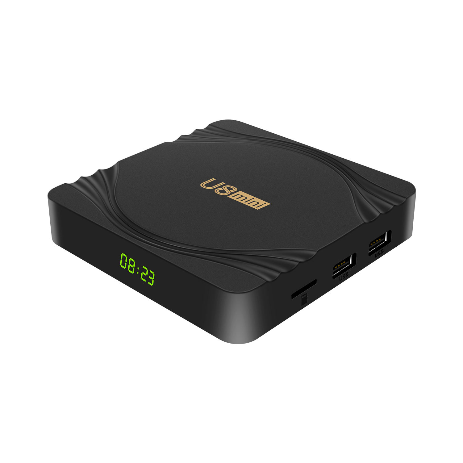 Smart tv box android 9.0 2GB 16GB 2.4g/5ghz dual wifi BT 4.0 SET TOP SCATOLA di S905W Android Tv BOX