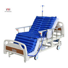 HomeCare Hospital Medical Bed With Toilet Folding Electric Column ICU Bed With Scale Hospital Equipment List