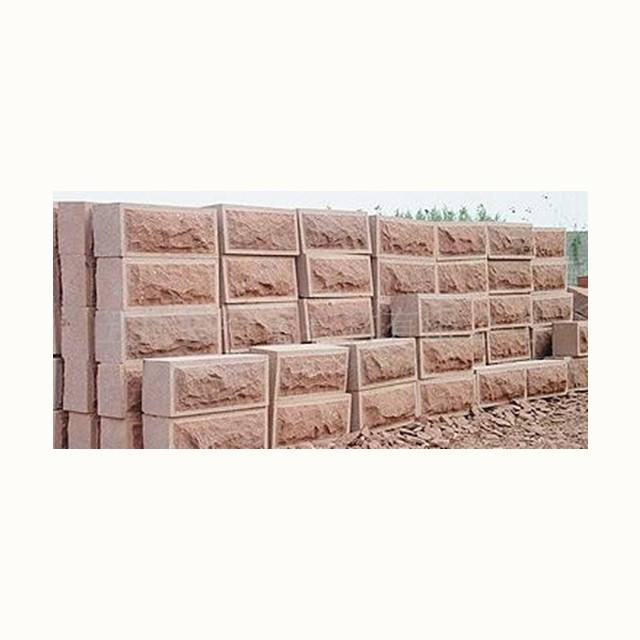 Red Sandstone wall cladding