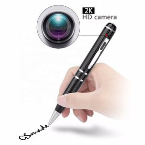 Nieuwste Full HD Video-opname Verborgen 2k Spy Pen Camera Met Nachtzicht video camera pen 16GB