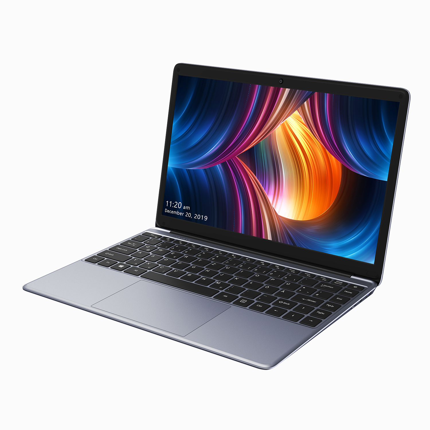 Kualitas Tinggi CHUWI HeroBook Pro Netbook 14.1 Inch Windows 10 Laptop 8GB 256GB Intel Gemini Lake N4000 Tipis Laptop Murah